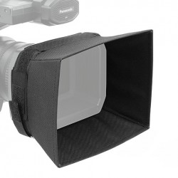 Lens Hood designed for Panasonic AG-UX90
