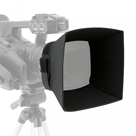 Lens Hood designed for Canon XF200, and Canon XF205.