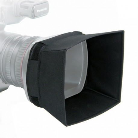 Lens Hood designed for Panasonic AG-AC130 and Canon XF300