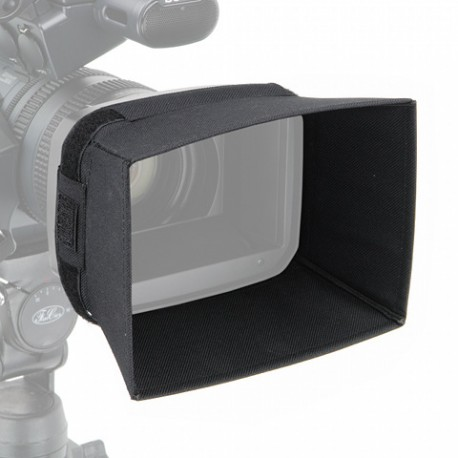 Lens Hood designed for Sony HDR-AX2000E and SONY HXR-NX5E