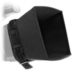 Lens Hood designed for Sony DSR-PD150P, Sony DSR-PD170P