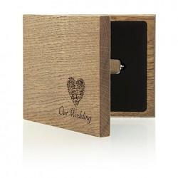 Luxury Wood - Pendrive Case.