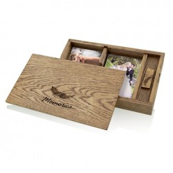 Luxury Wood - Single CD+PHOTO Case.
