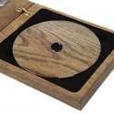 Luxury Wood CD Cases