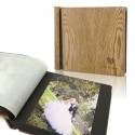 Luxury Wood Photo Albums
